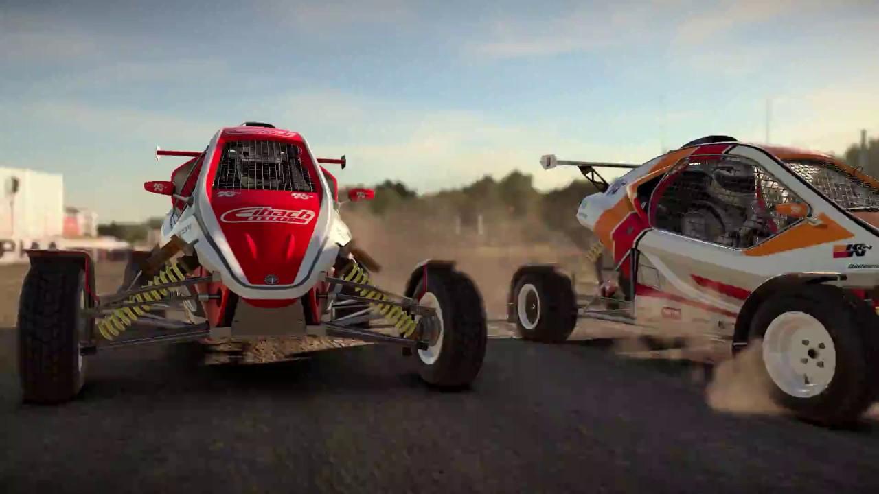 DiRT 4 primește primul trailer de gameplay