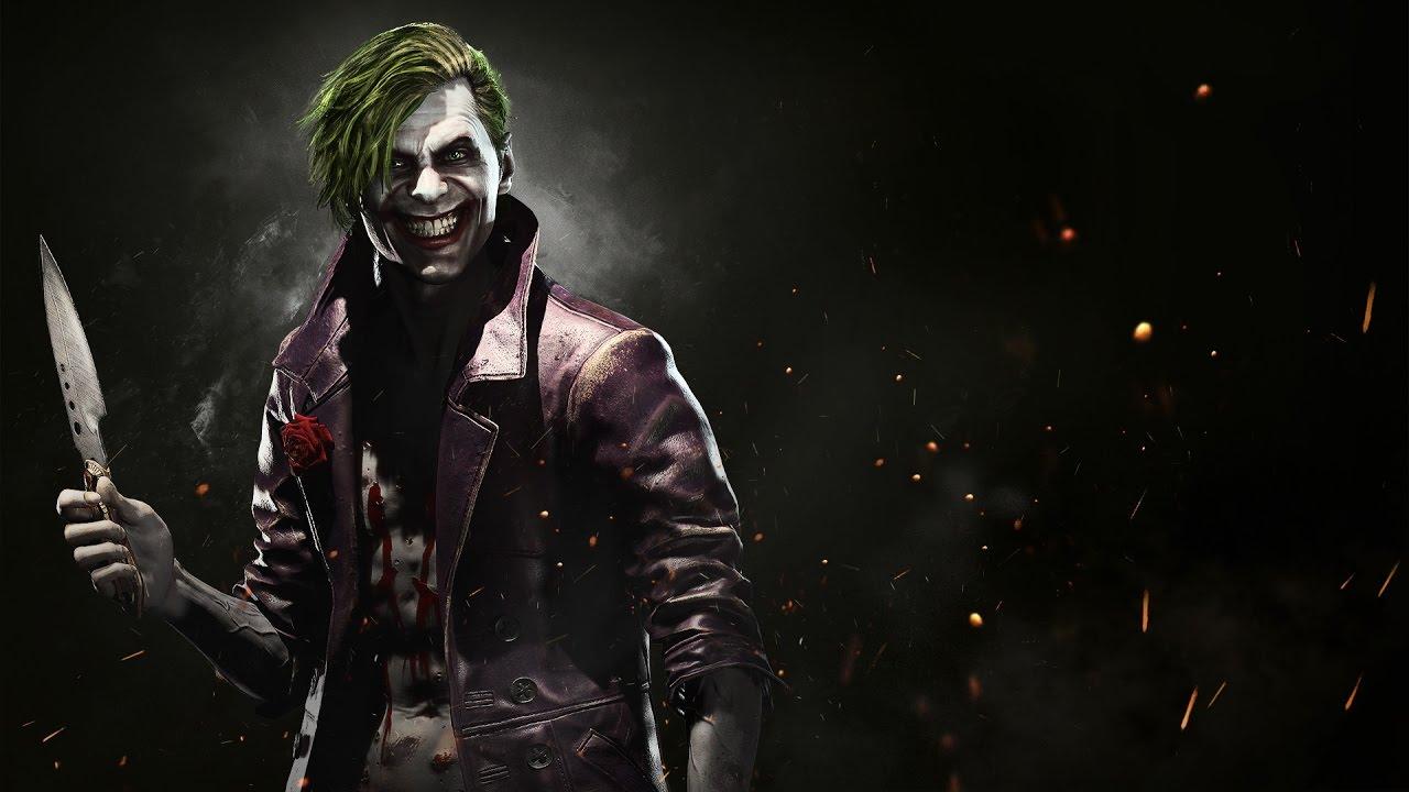 Joker își va face apariția și în Injustice 2, însă complet transformat