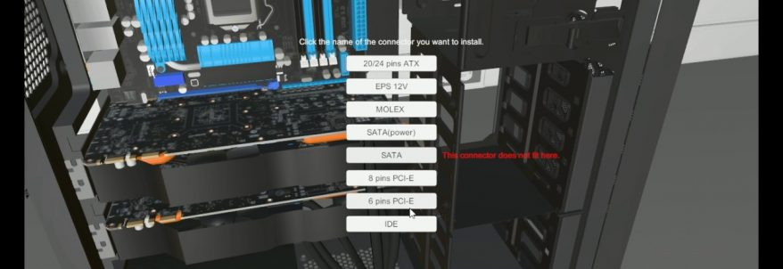 PC Building Simulator – Demo Trailer