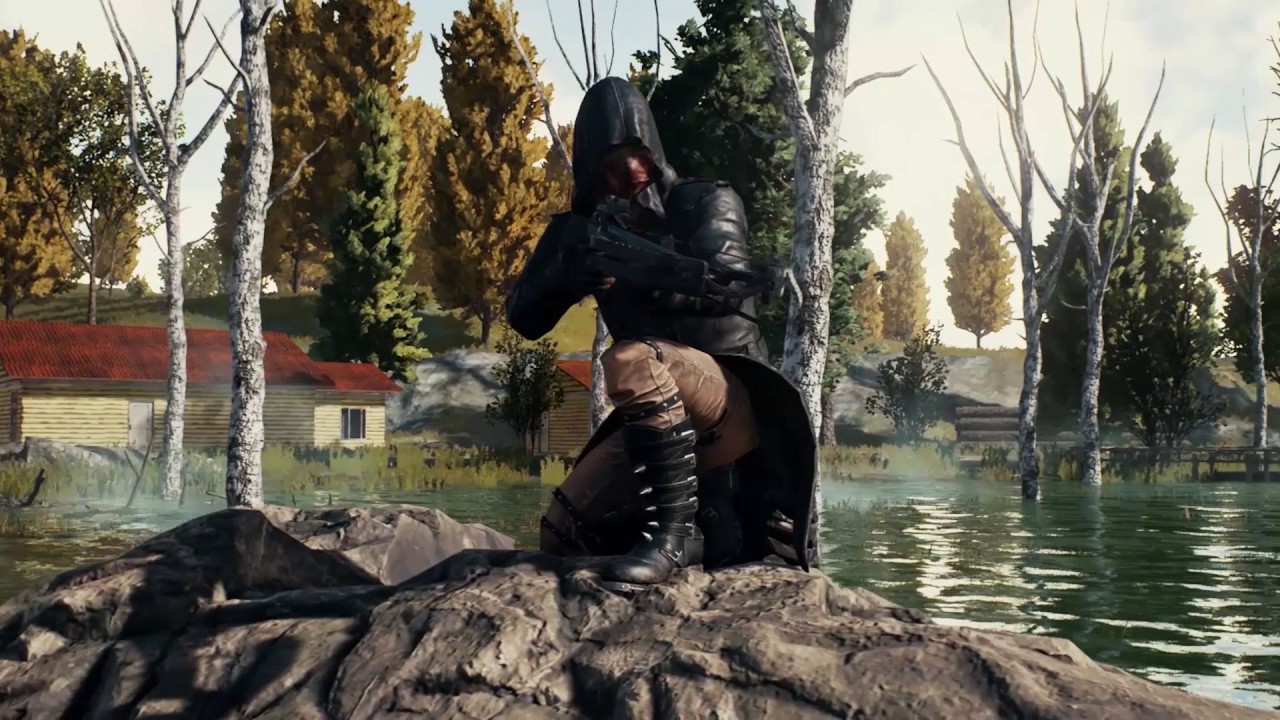 Playerunknown's Battlegrounds – Trailer