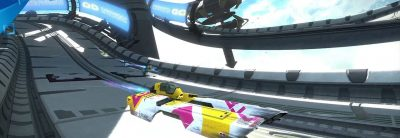WipEout Omega Collection – Trailer