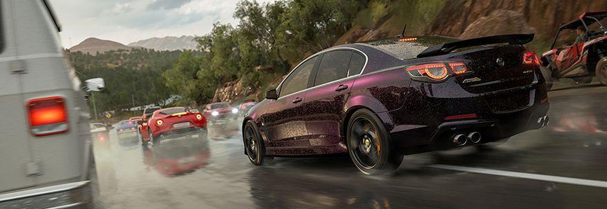 Forza Horizon 3 primește un update major care îmbunătățește performanța jocului pe PC