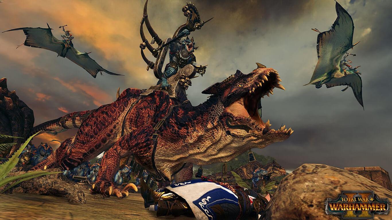Imagini Total War: Warhammer II