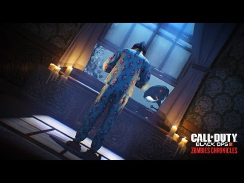 Call of Duty: Black Ops III Zombie Chronicles detaliat oficial