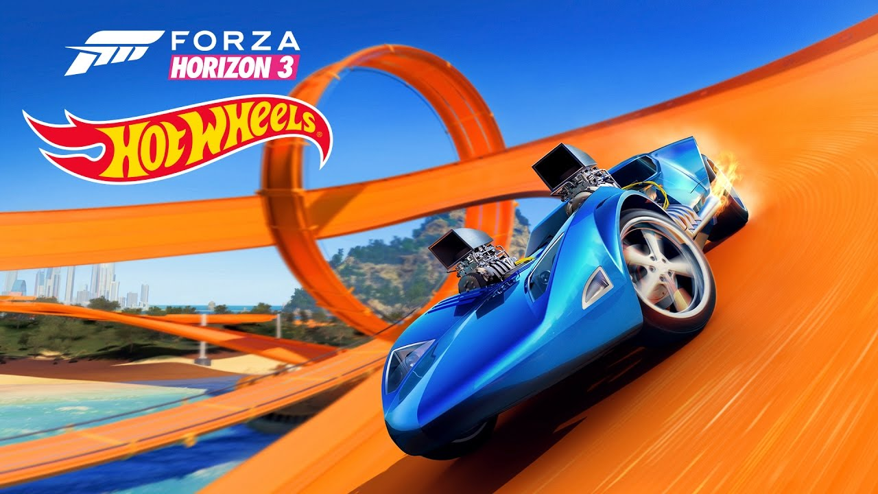 DLC-ul Forza Horizon 3 Hot Wheels este acum disponibil
