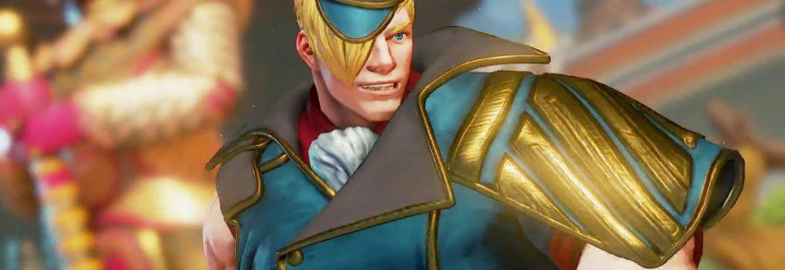 Ed dezvăluit oficial ca cel mai nou caracter din Street Fighter V