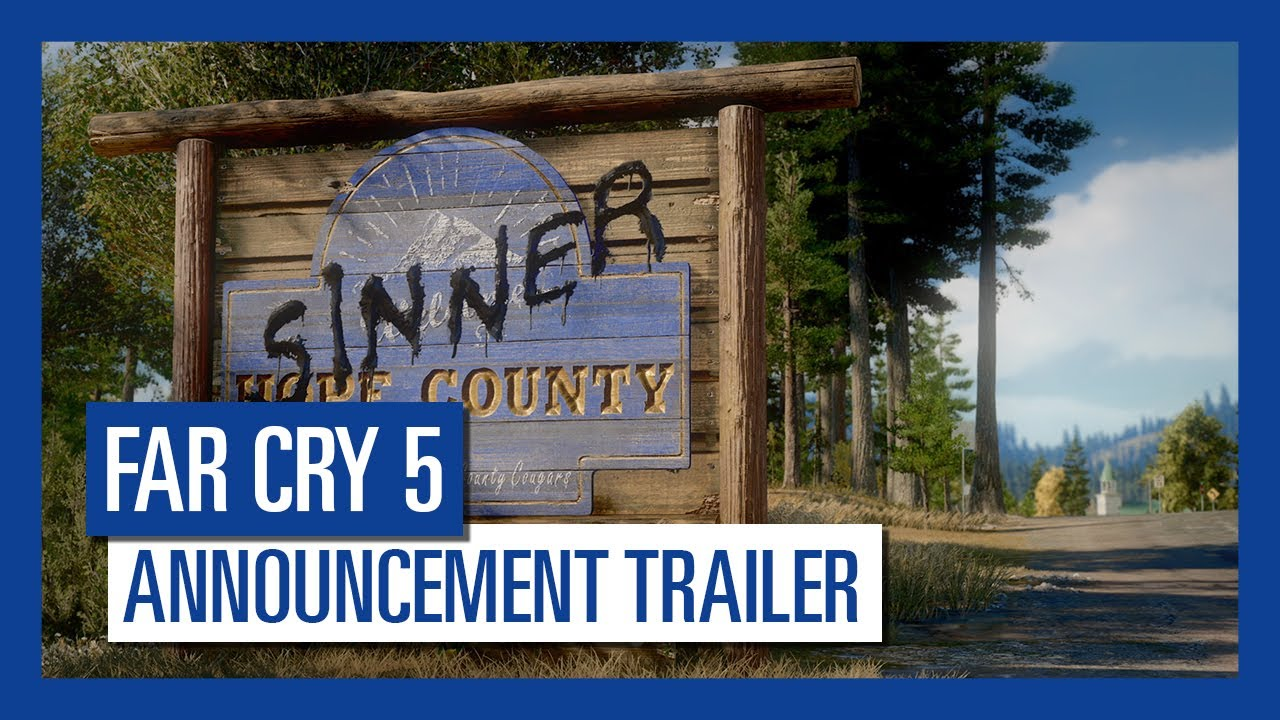 Far Cry 5 – Trailer