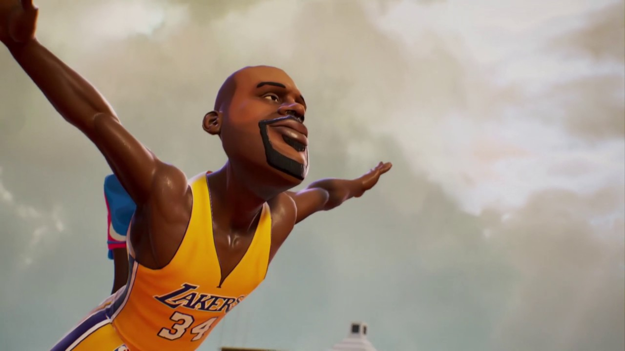 NBA Playgrounds – Trailer