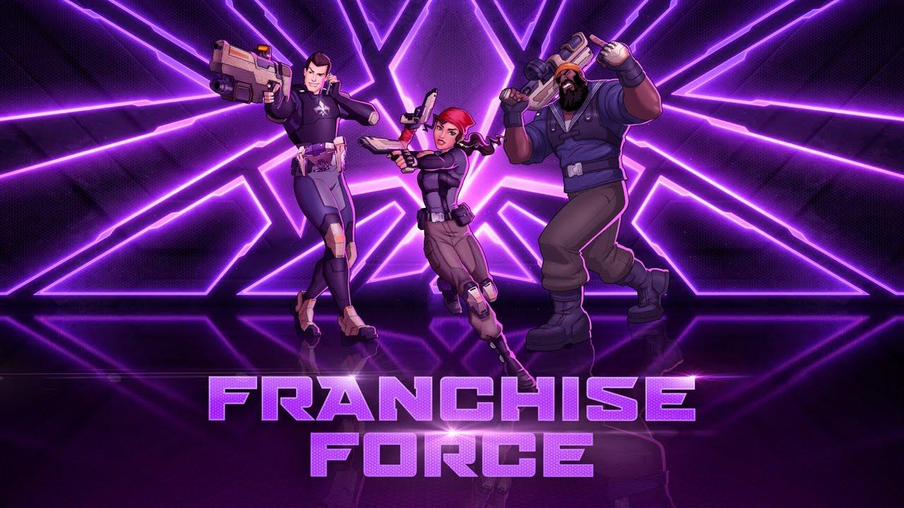 Un nou trailer Agents of Mayhem prezintă primii trei agenți Franchise Force
