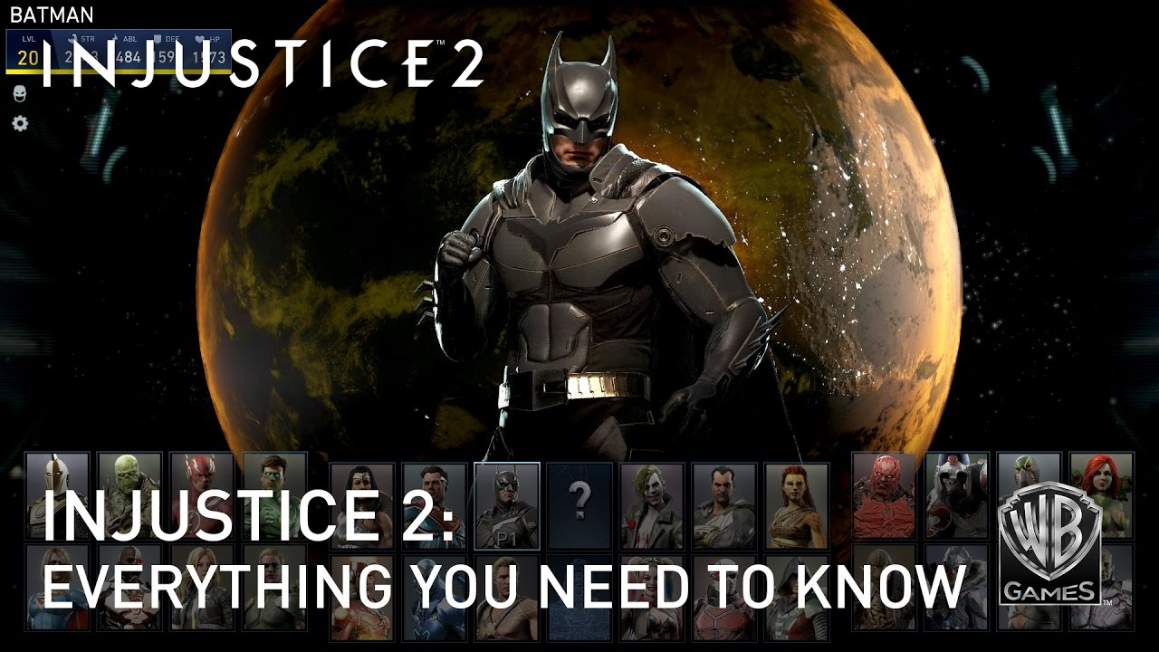 Un nou trailer Injustice 2 prezintă tot ceea ce trebuie să știți despre joc