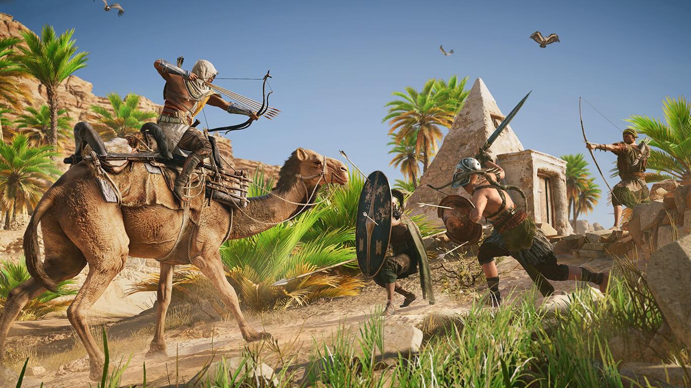 Imagini Assassin's Creed: Origins