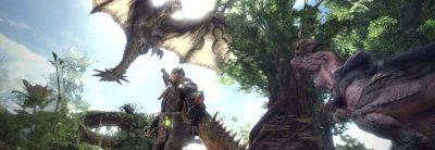 Imagini Monster Hunter: World