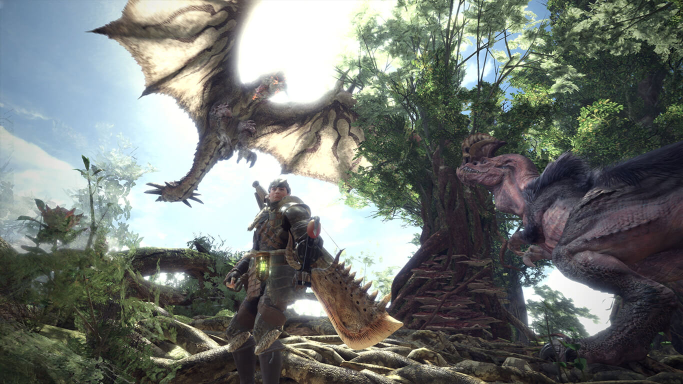 Imagini Monster Hunter: World