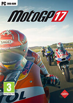 MotoGP 17 Box Art