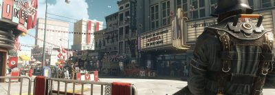 Imagini Wolfenstein II: The New Colossus