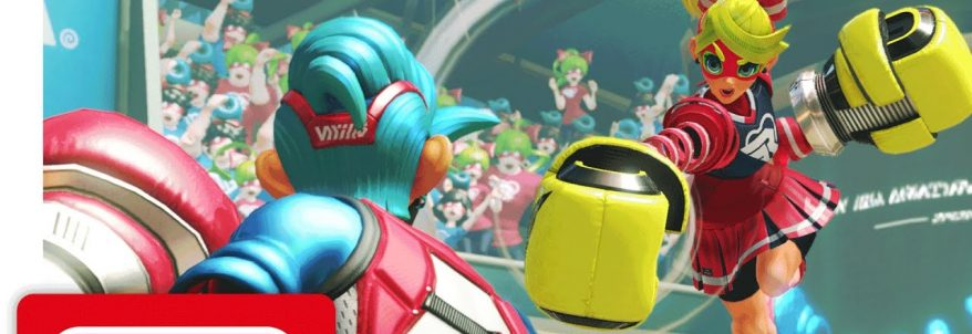 Arms - Trailer