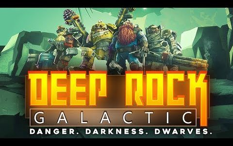 Deep Rock Galactic - E3 Reveal Trailer