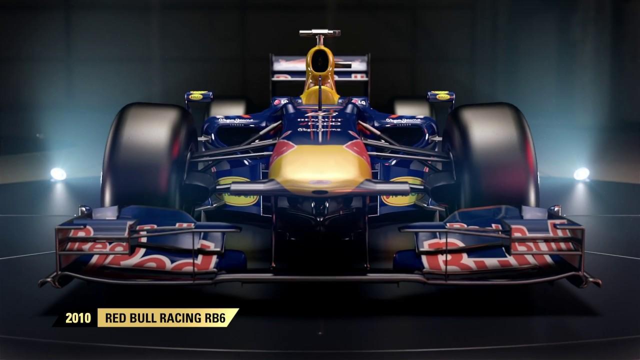 F1 2017 – Classic Car Reveal Trailer