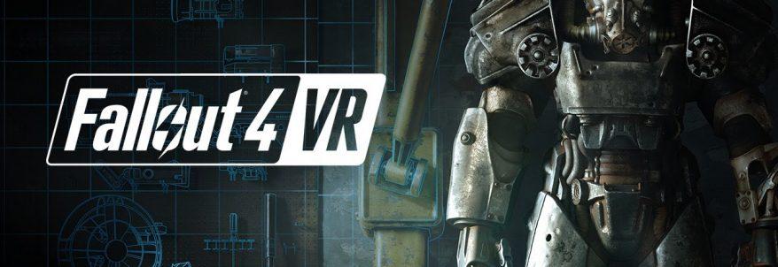 Fallout 4 VR – E3 2017 Trailer