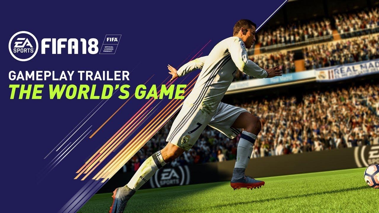 FIFA 18 – Gameplay Trailer