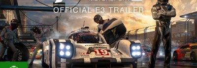 Forza Motorsport 7 – E3 2017 – 4K Announce Trailer