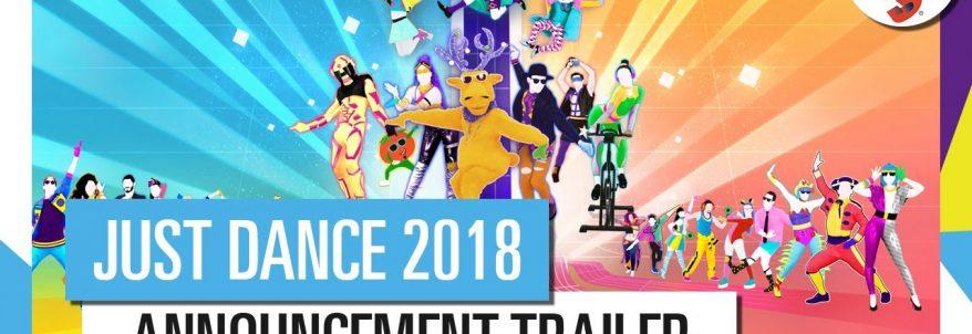 JUST DANCE 2018 – Trailer