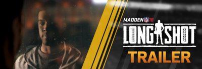 Madden NFL 18 – Trailer