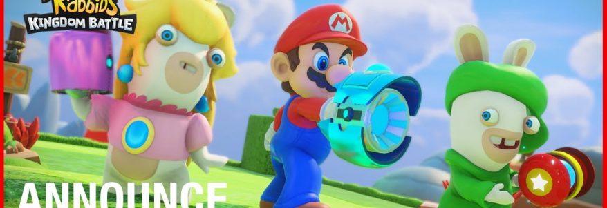 Mario + Rabbids: Kingdom Battle - Trailer