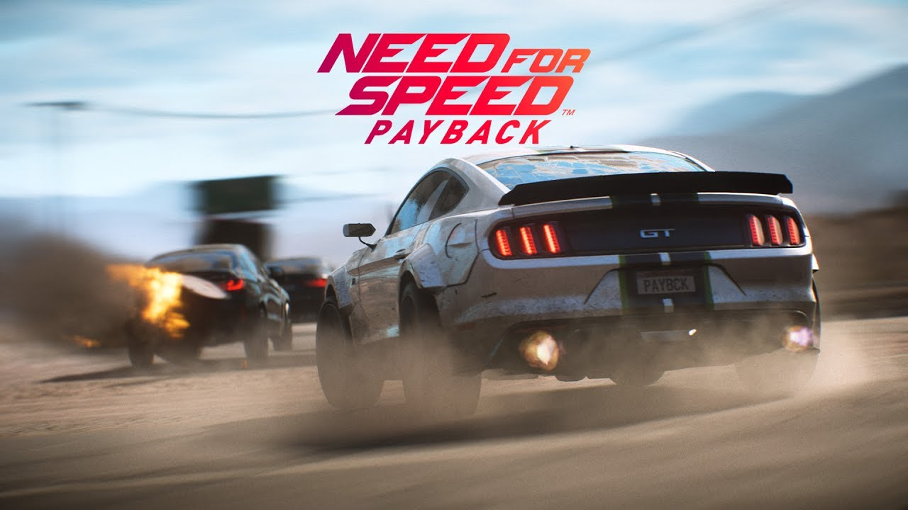 Need for Speed Payback – Gameplay Trailer