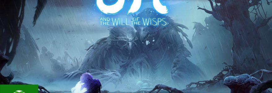 Ori and the Will of the Wisps - E3 2017 Trailer