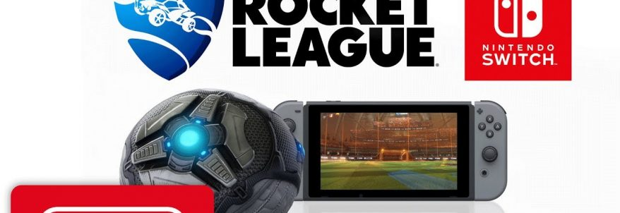 Rocket League – Nintendo Switch Trailer