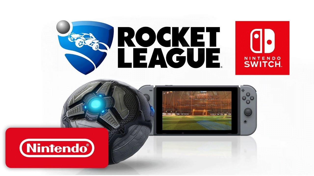 Rocket League – Nintendo Switch Trailer