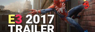Spider-Man – E3 2017 Gameplay Trailer