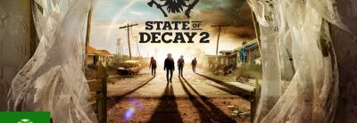 State of Decay 2 – E3 2017 – 4K Trailer