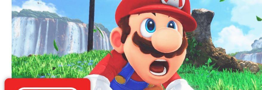 Super Mario Odyssey – Trailer
