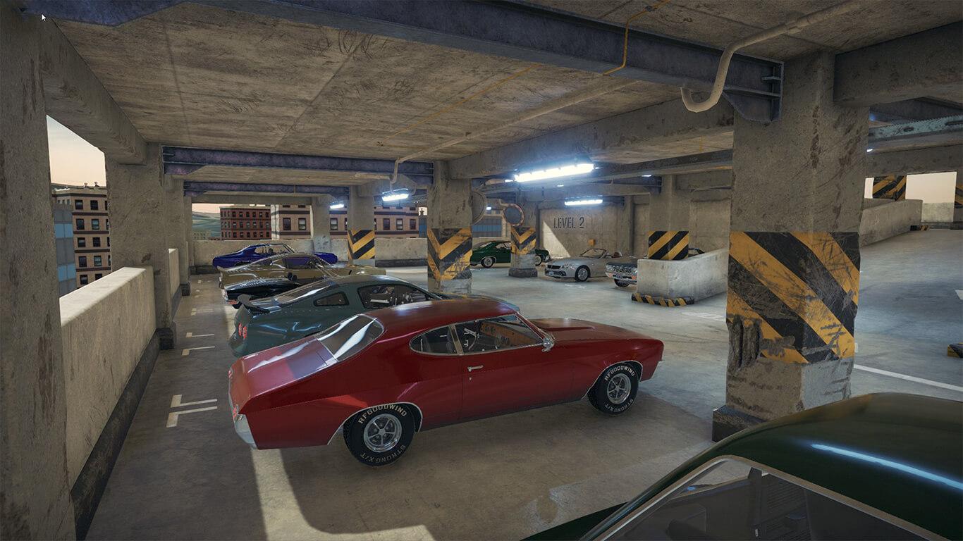 imagini car mechanic simulator 2018 digital games. Black Bedroom Furniture Sets. Home Design Ideas