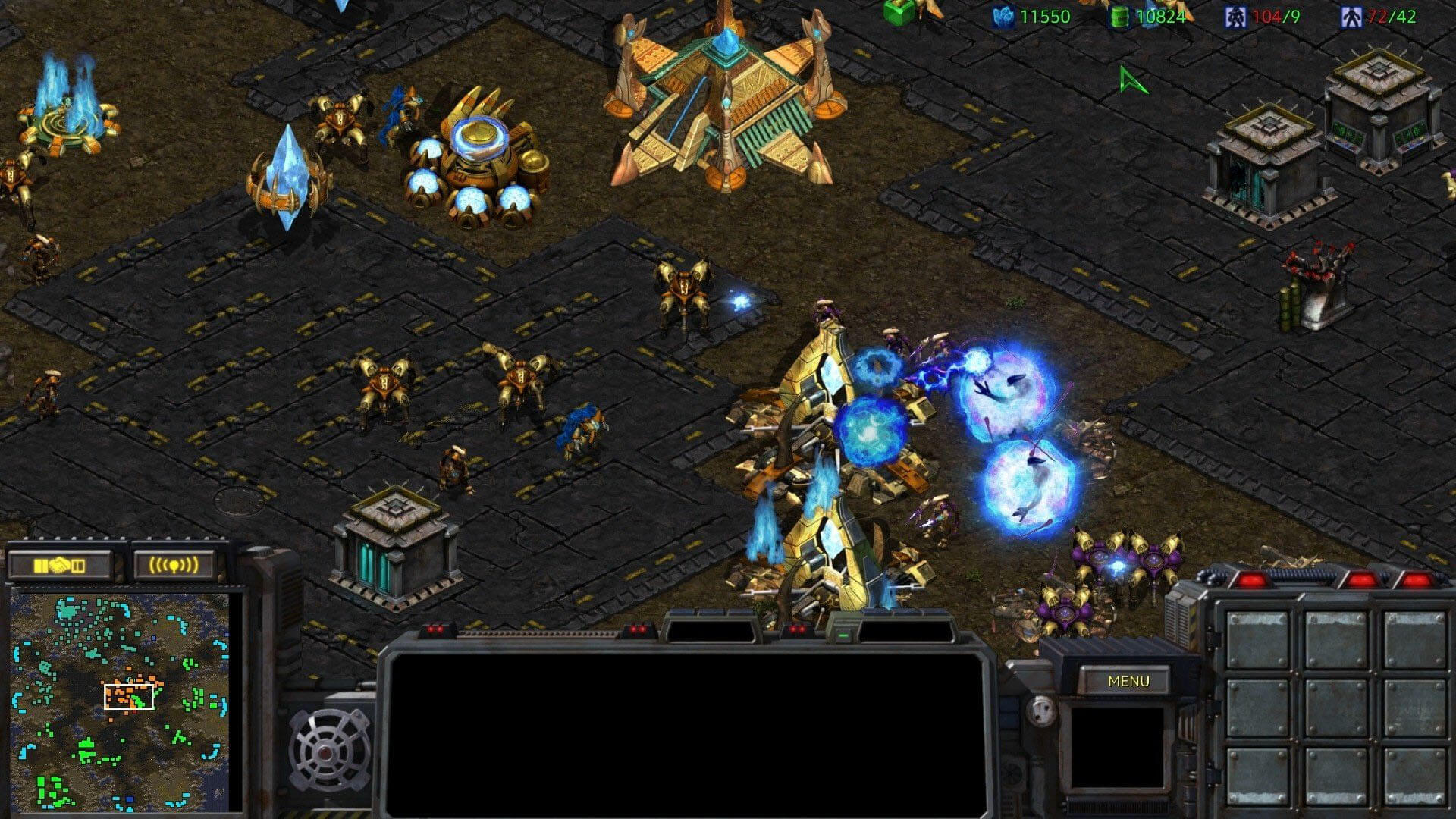 Imagini StarCraft: Remastered