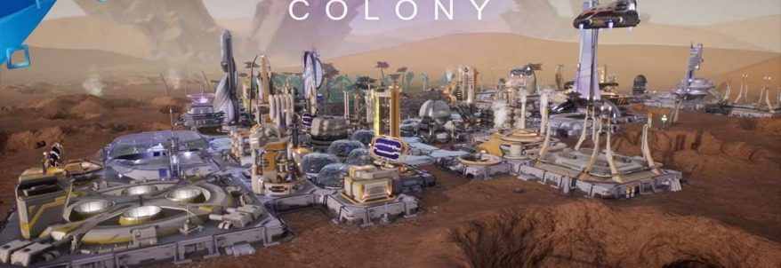 Aven Colony – Trailer Lansare