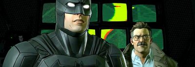 Batman: The Telltale Series – The Enemy Within Gameplay