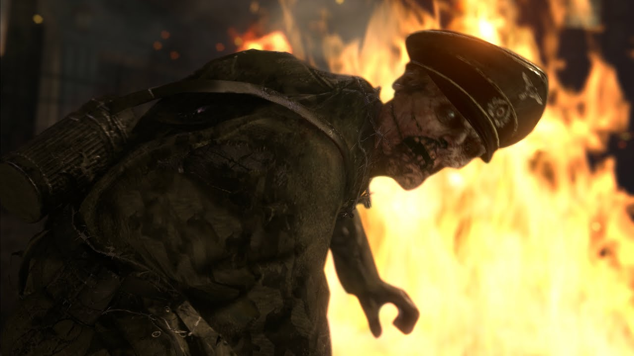 Call of Duty: WWII – Nazi Zombies Trailer