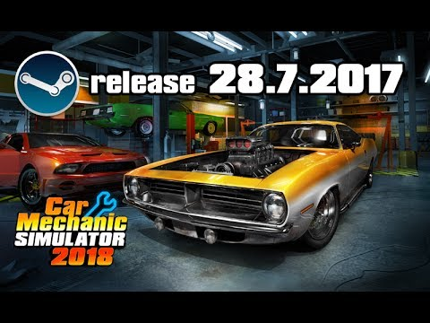 Car Mechanic Simulator 2018 – Gameplay Trailer
