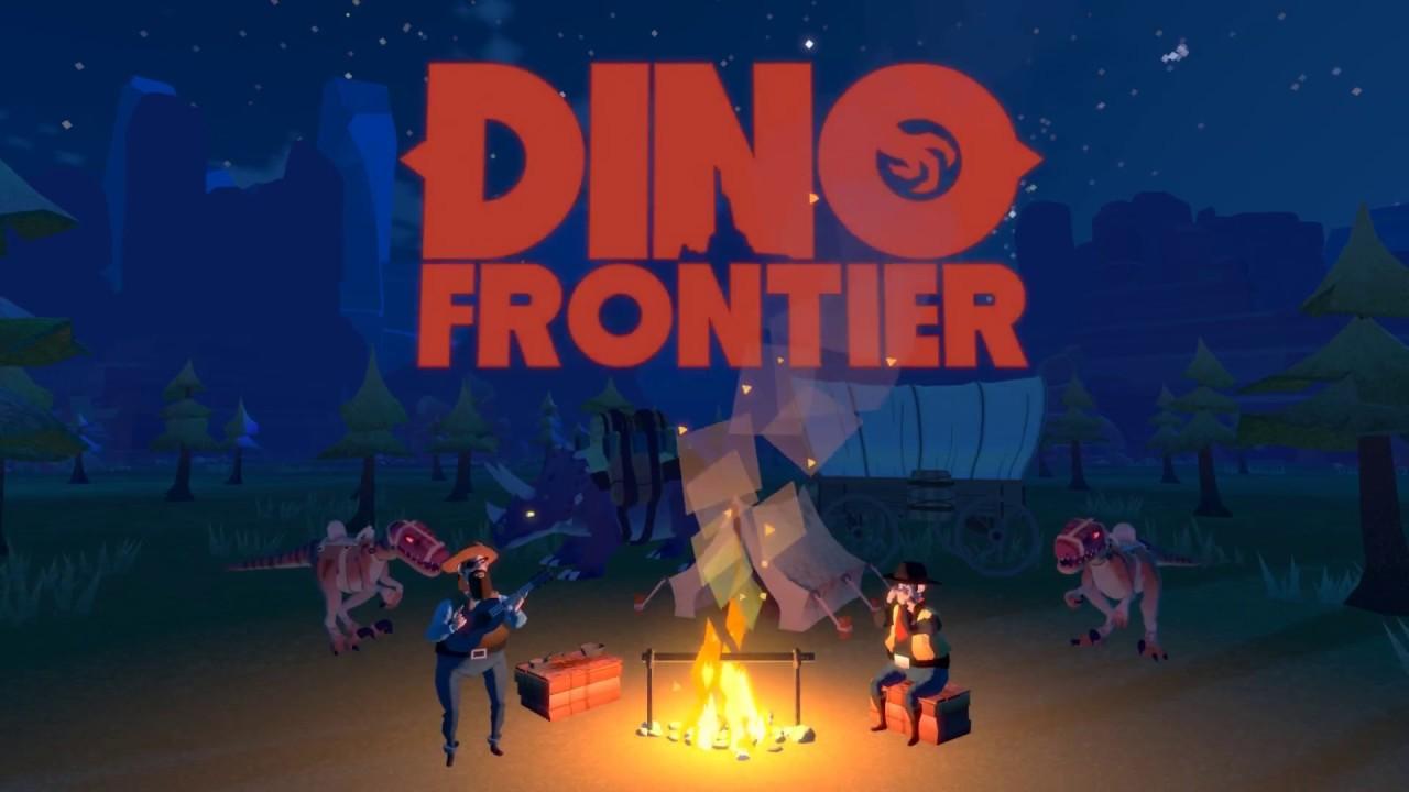 Dino Frontier – Gameplay Trailer