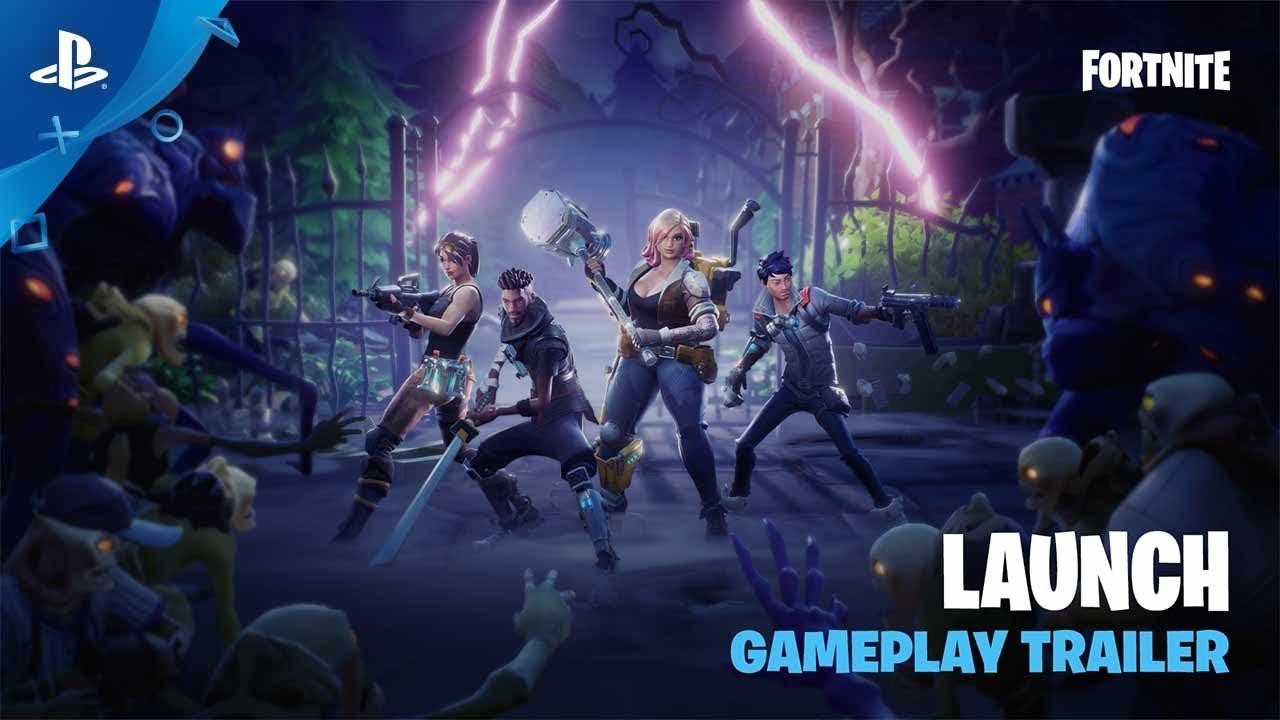 Fortnite – Gameplay Trailer