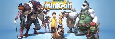 Infinite Minigolf – Trailer