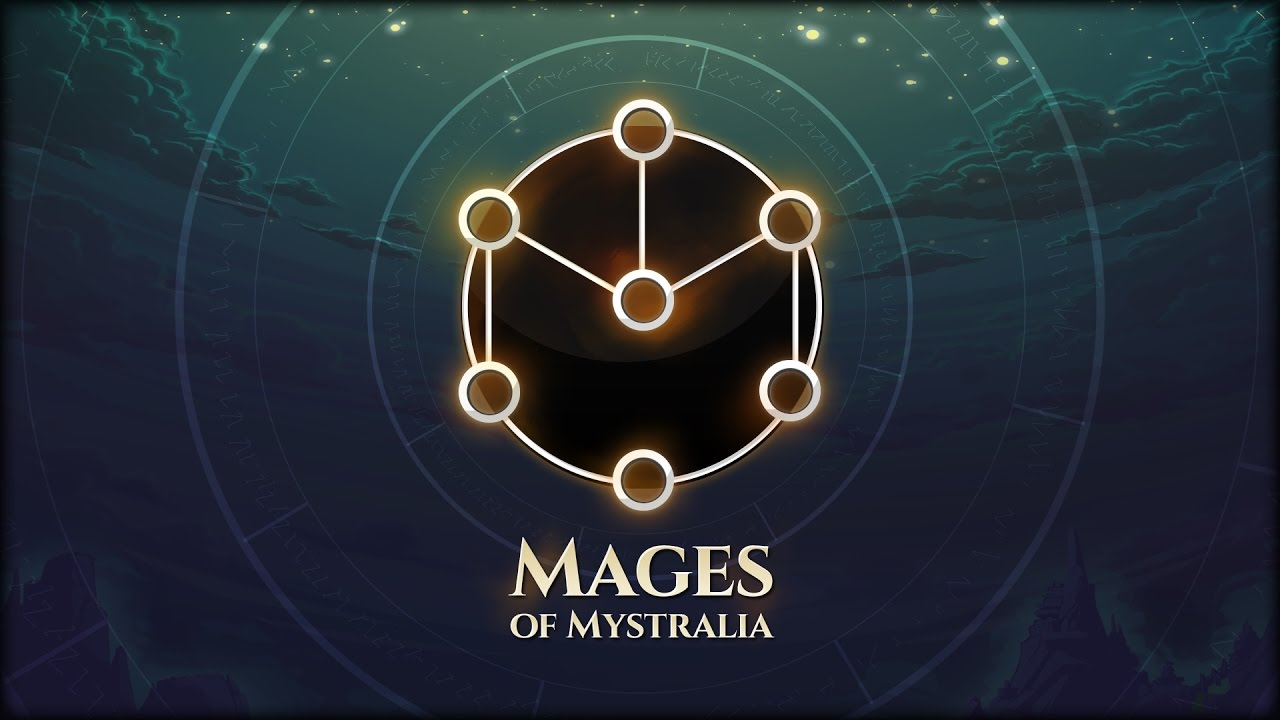 Mages of Mystralia – Trailer