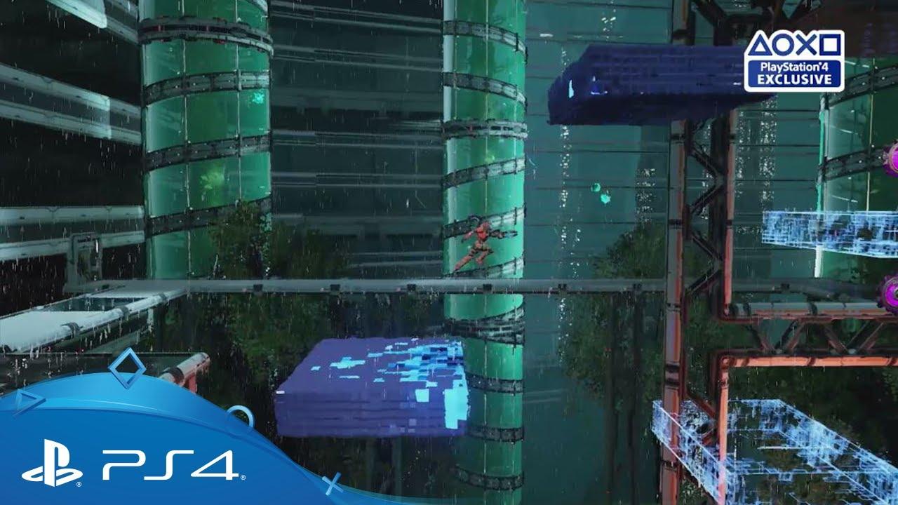 MatterFall – Gameplay Trailer