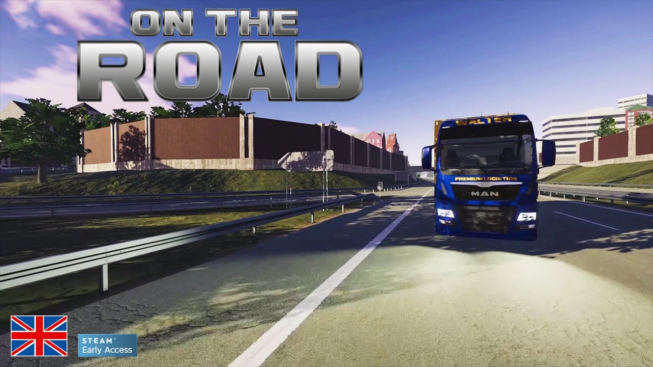 On The Road – Trailer