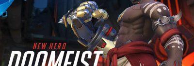 Overwatch – Eroul Doomfist