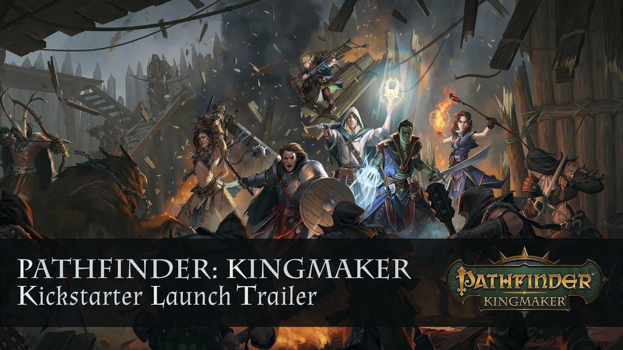 Pathfinder: Kingmaker – Trailer