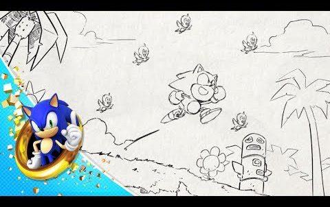 Sonic Mania – Trailer